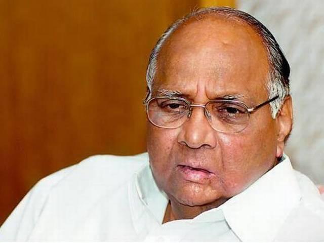 Pawar predicts mid-term polls in Maharashtra