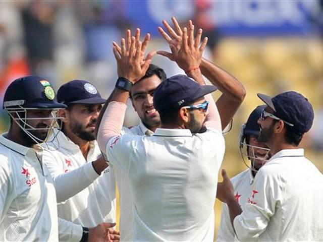 79 is the lowest score India have dismissed a side for