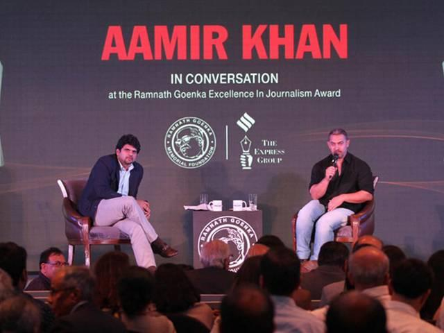 Aamir Khan to Protesters: You're Proving My Point