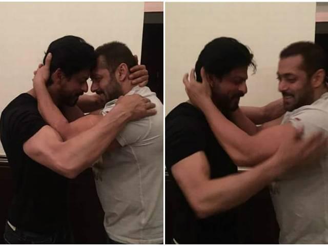 Shah Rukh Khan Is Coming On Salman Khan's Bigg Boss 9!