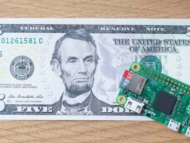 Raspberry Pi Zero Is a Tiny Computer That Costs Just $5