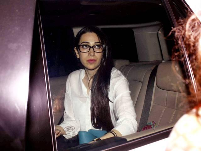 Karisma Kapoor withdraws divorce petition