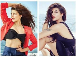 Jacqueline Fernandez's December Cover Will Have You Dreaming About Summer, Sailing, And Swimsuits!