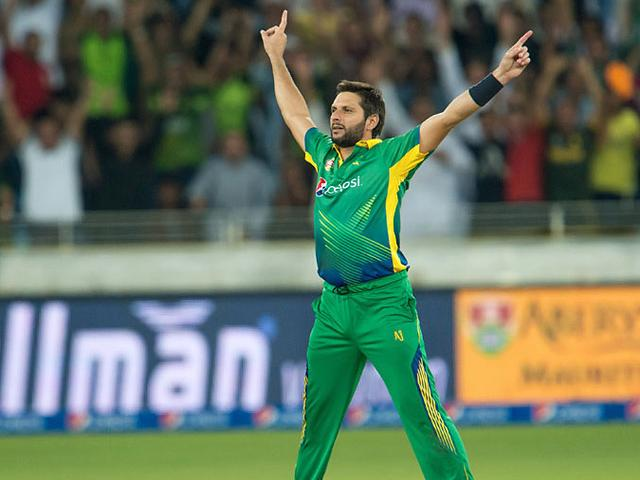 Shahid Afridi becomes highest wicket taker in T20
