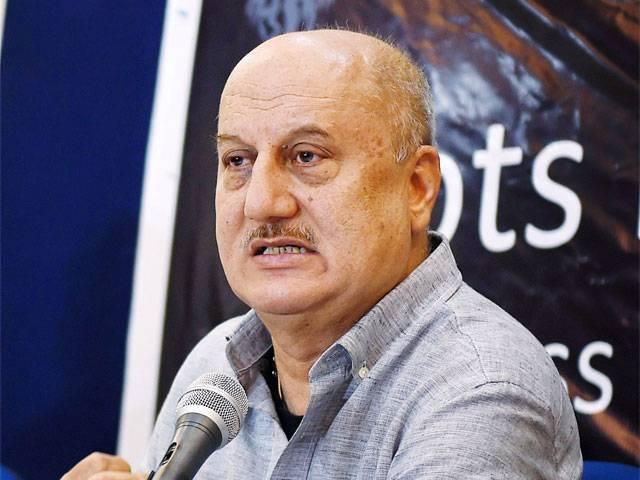 Anupam Kher: India should refrain from playing Pakistan till border situation settles
