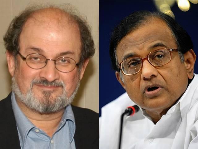 Ban on Rushdie's book by Rajiv govt was wrong: Chidambaram