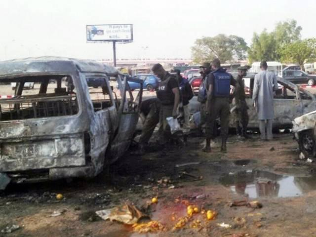 Female suicide bombers kill 5 in north Cameroon