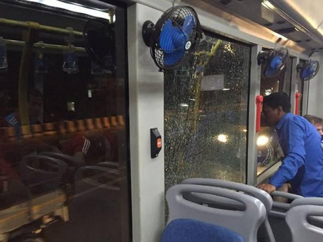 Stoning of Argentina hockey team bus: 3 held in Raipur