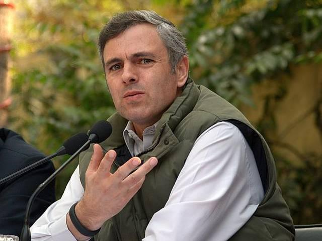 omar abdullah backs his father on indo pak dialogue