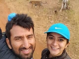 Cricketers visit wildlife reserves post early end of 3rd Test