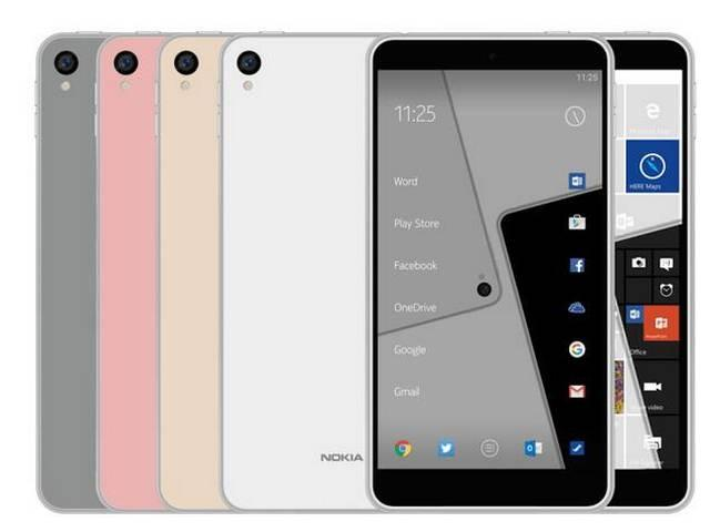 Nokia C1 press renders leaked yet again; specifications and features revealed
