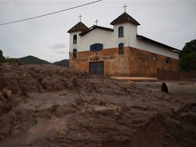 Brazil Dam Burst