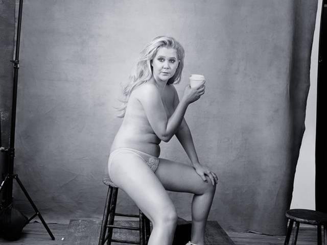 Amy Schumer And Serena Williams Just Posed Topless