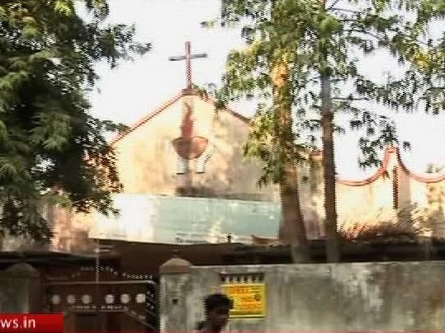 sexual assault with a child in Mumbai church