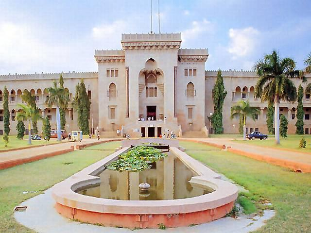 beef festival in Osmania University in Hyderabad