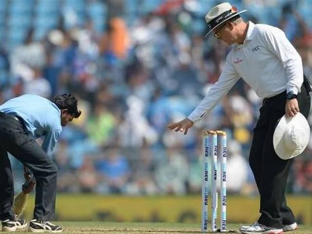 Nagpur pitch rated 'poor' by ICC