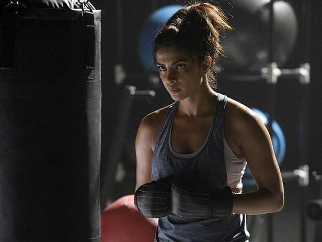 Quantico star Priyanka Chopra
