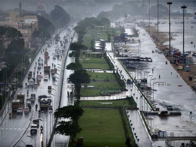 Top 15 updates: Heavy Rains in Chennai, mobiles down, ATMs not working