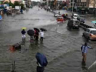 Heavy Rains_Chennai_India_Flooding