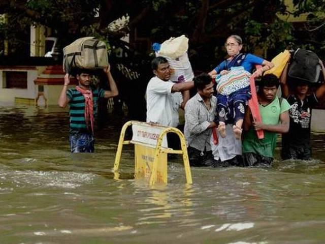 Chennai companies struggle to keep heads above water