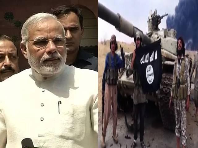 ISIS threatens war in India: Calls Modi enemy of Islam