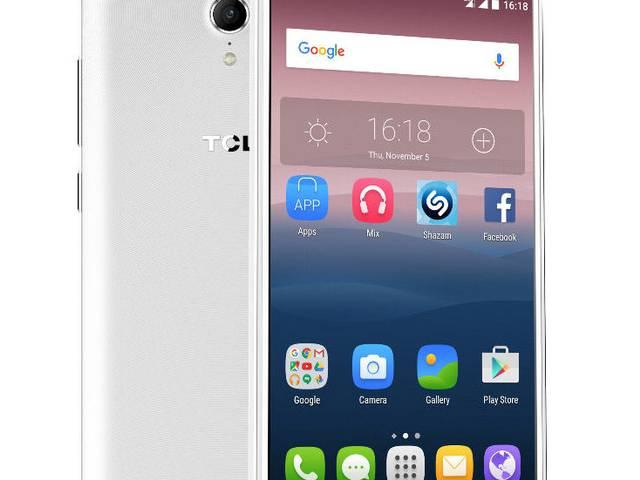 TCL Pride T500L With 4G Support, Iris Scanner Launched