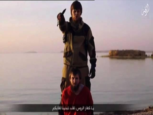 ISIS warns in new video,Now putin on target