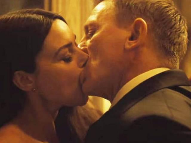 sensor board cuts many kissing scenes not only from spectre but many movies