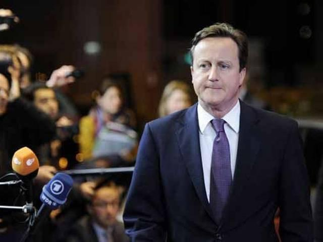 UK launches airstrikes after vote