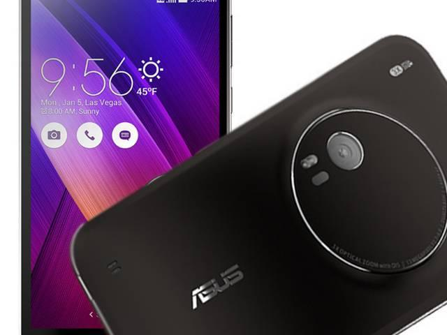 Asus ZenFone Zoom With 3X Optical Zoom to Go on Sale This Month