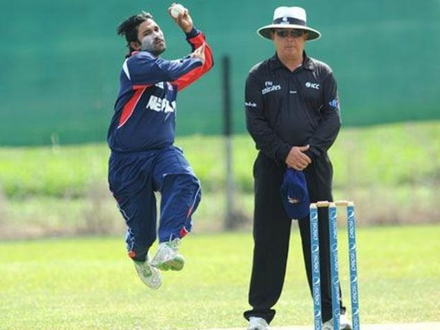 Mahaboob Alam created history by taking 10 wickets in an ICC-recognised ODI
