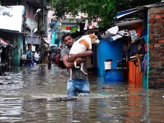 Heavy Rains_Chennai_India