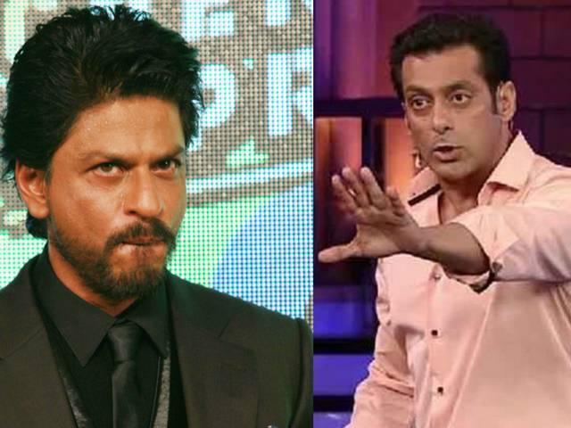 Salman Khan_Shah Rukh Khan