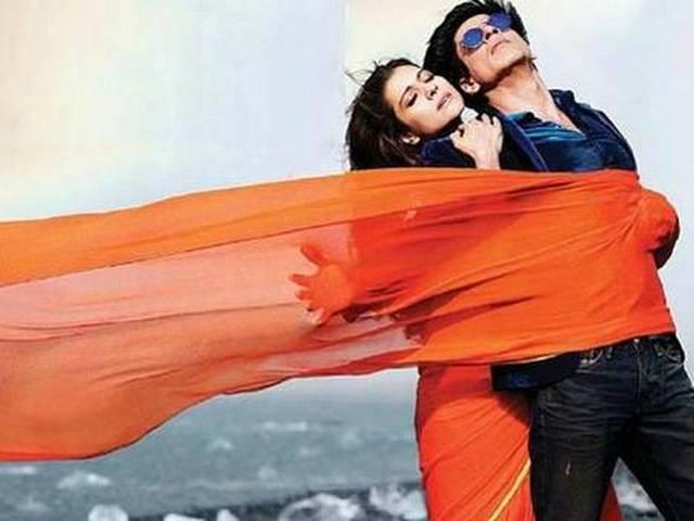 it is an extremely intense love story of past and present between me and Kajol says shahrukh khan