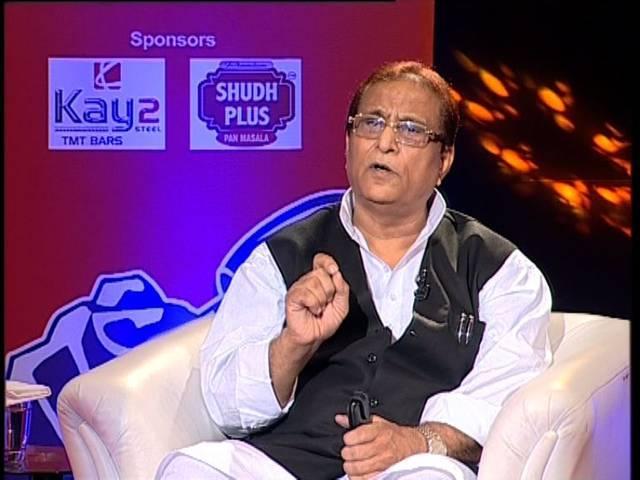 Azam Khan on Ram Mandir issue