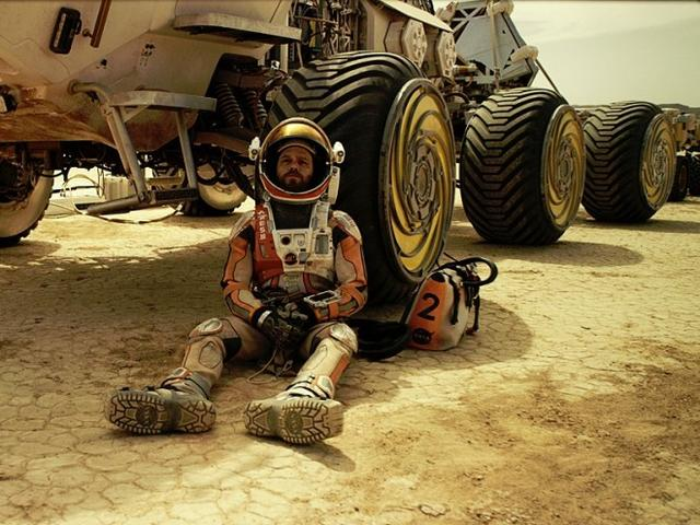 The Martian box office