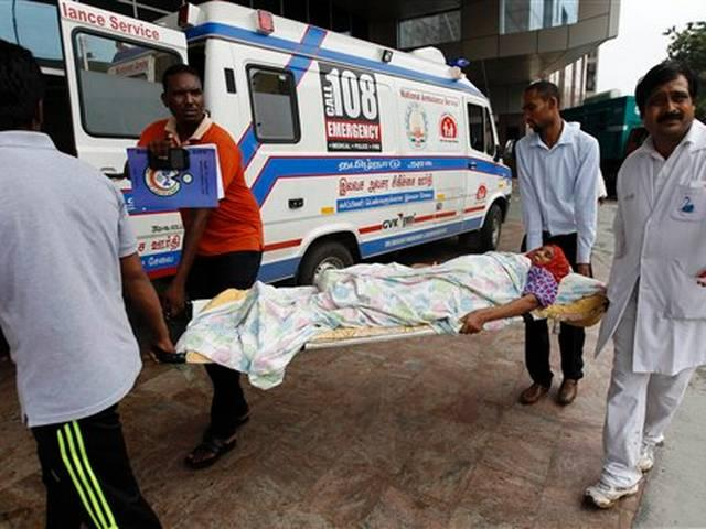 Chennai floods: 18 patient die in hospital