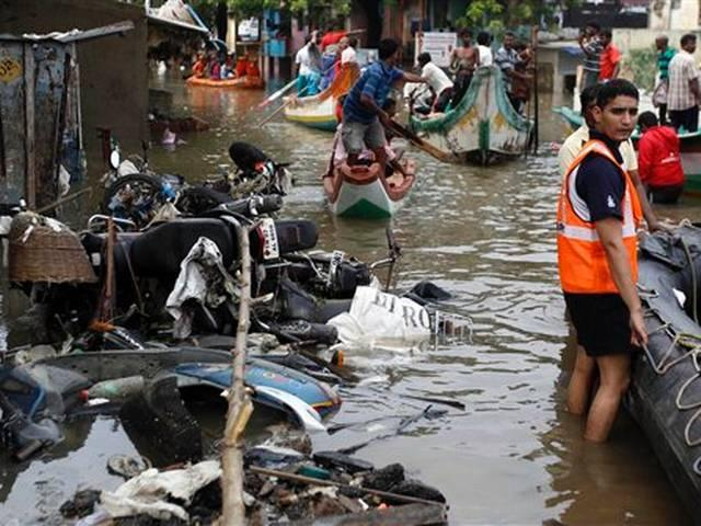 Chennai Flood: National Disaster Resue more thand 600 people