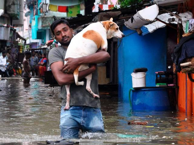 Chennai Floods: Authorities shocked as water travelled to different part of cities through metro tunnels