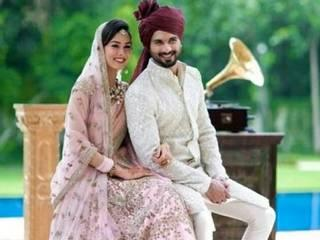 These Unseen Pictures Of Shahid & Mira Kapoor Will Warm The Cockles Of Your Stone Cold Heart!