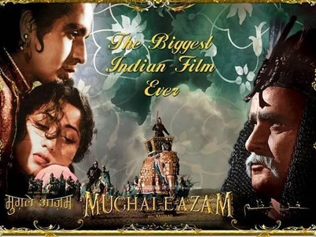 10 memorable films of bollywood