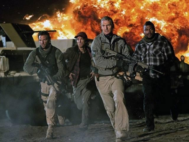 Action films could be bad for health