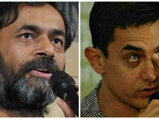 People targets Aamir Khan without understanding his speech