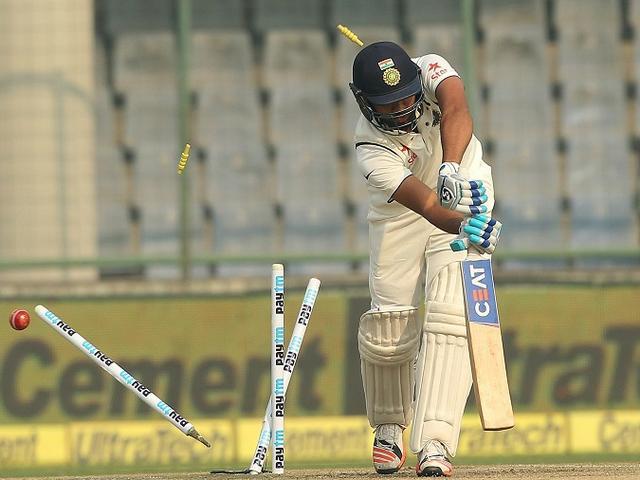 ndia vs South Africa, Delhi Test Day 3