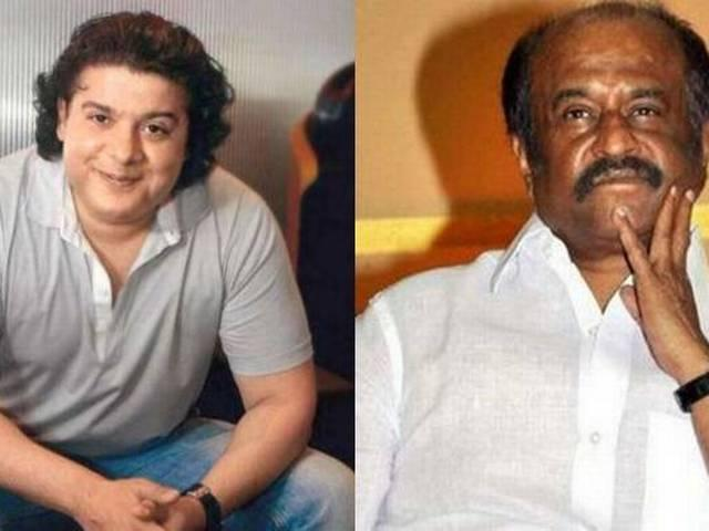 Its very difficult to make film on Rajnikanth – Sajid Khan
