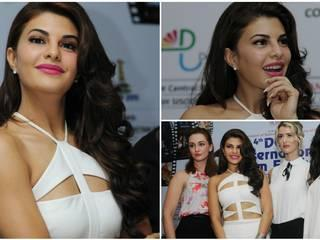Bollywood actor Jecqueline Fernandez along with Hollywood actoresses