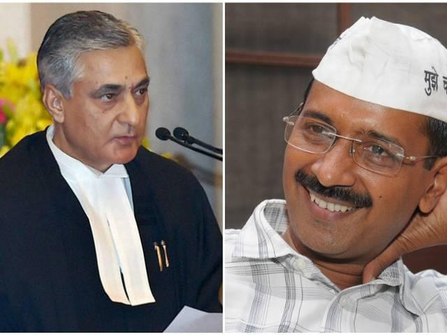 CJI welcomes Kejriwal's odd-even formula for cars to contain pollution in Delhi
