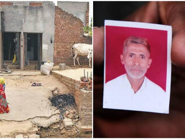 'Purification' ceremony in Dadri to 'atone' for cow's killing