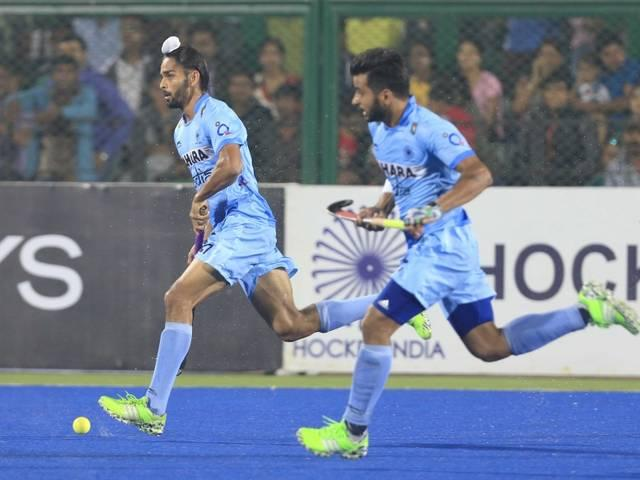 India beat Netherlands for third place in HWL