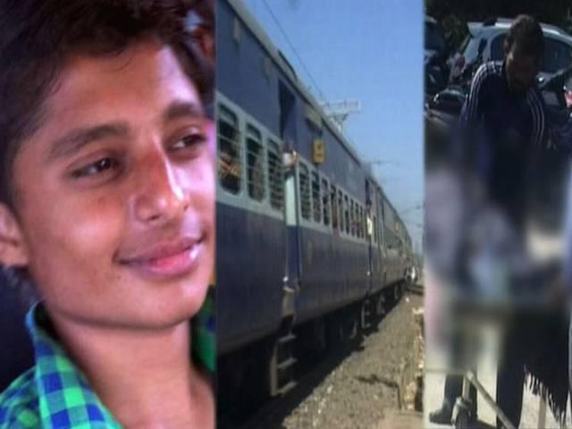 Madhya Pradesh: 18-year-old in Indore dies while taking selfie with train